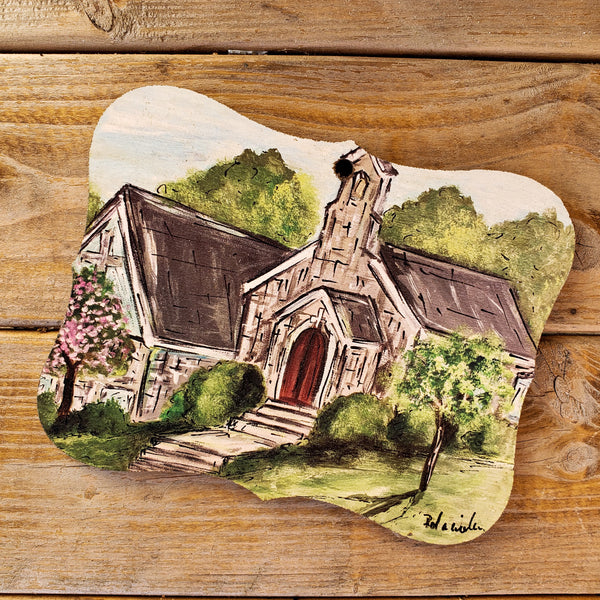 Artist Collection- Jennie Roles Walter- Ornament- St. Mary Magdalene Episcopal Church