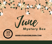 June Mystery Box- random goodness picked just for you!
