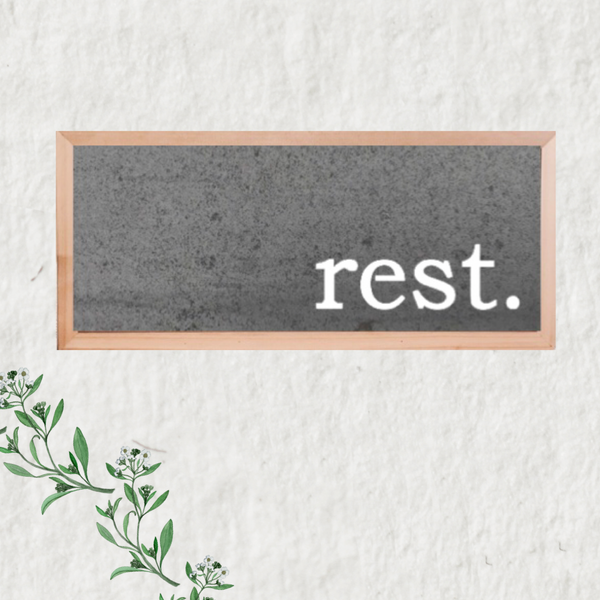 Simply Said- rest