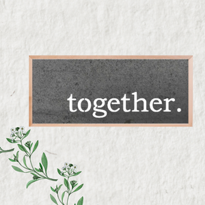 Simply Said- together