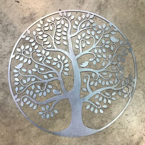 Tree of Life in Metal