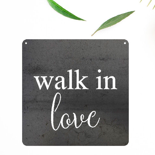 Walk in Love in Metal