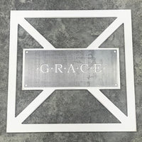 Barn Door Collection - Metal Grace