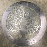 Tree of life- Custom