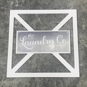 Barn Door Collection - Metal the Laundry Co