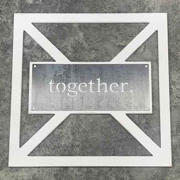 Barn Door Collection - Metal together