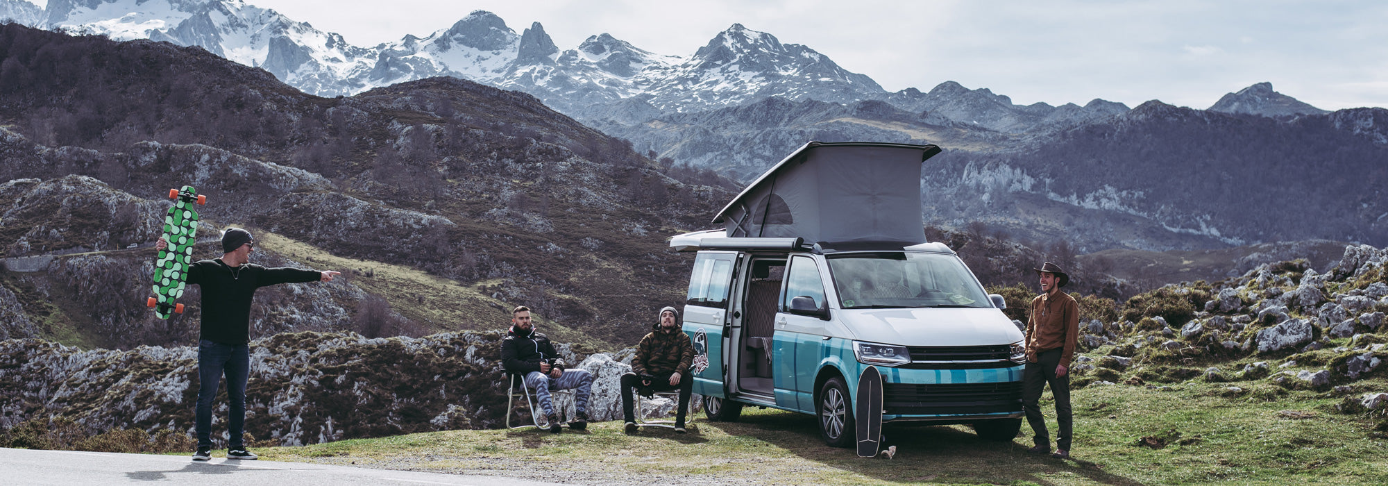 Alpine VW T6