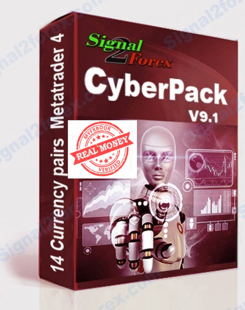 CyberPack V.9.1 – Pack of 28 robots