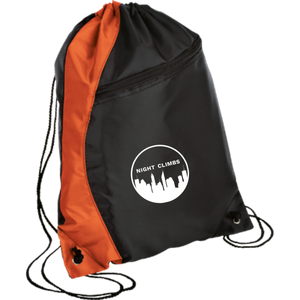 BG80 Port & Company Colorblock Cinch Pack