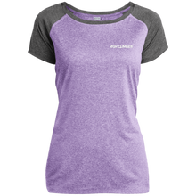 Load image into Gallery viewer, LST362 Sport-Tek Ladies Heather on Heather Performance T-Shirt