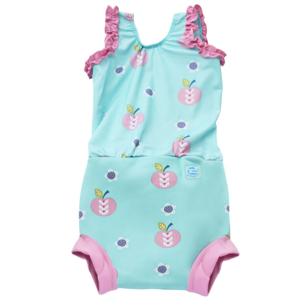 Traje Baño Happy Nappy Costume Apple Daisy Splash About