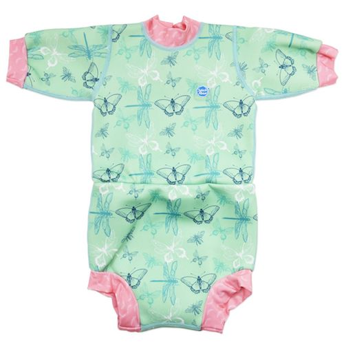 Traje de agua Happy nappy dragon fly