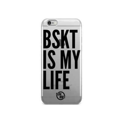 ISLIFE  - Funda para iPhone - SumBskt - Ropa Baloncesto