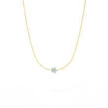 Load image into Gallery viewer, Amazonite Little Star ~ Blue