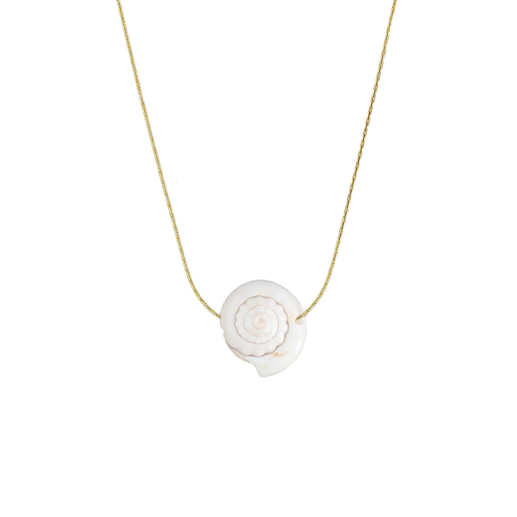 Ariel Shell Necklace