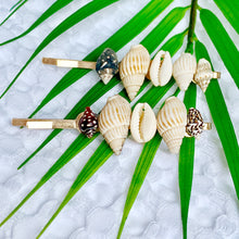 Load image into Gallery viewer, Shell Collector Hair Pins ~ Salty Hair