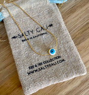 Evil Eye ~ Salty Pendants