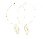 Puka Hoops ~ Salty Shells