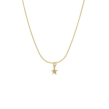 Load image into Gallery viewer, Tiny Sparkle Star ~ Salty Pendants