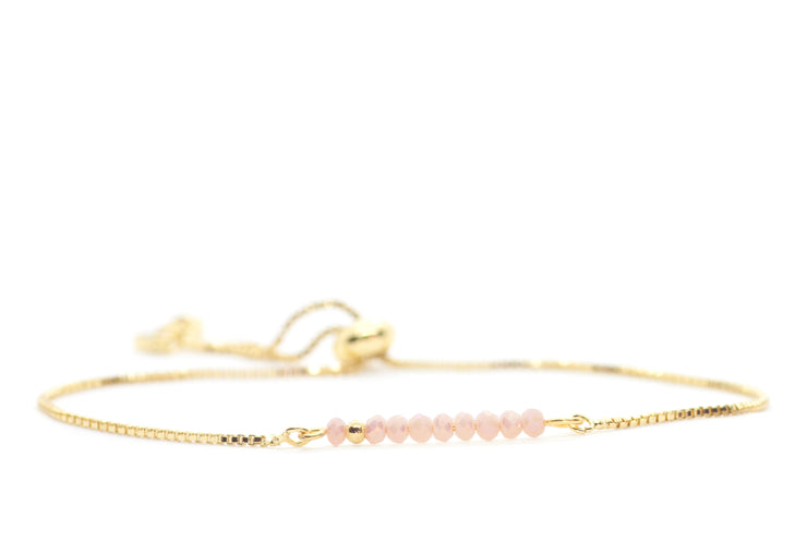 Sprinkle of Love ~ Pink Bolo