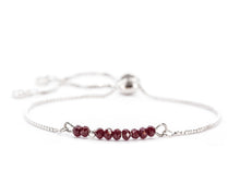Load image into Gallery viewer, Sprinkle of Strength ~ Dark Red Bolo