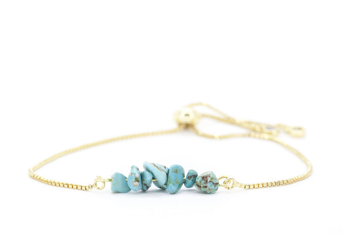 Rock Candy ~ Turquoise Bolo