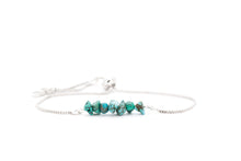 Load image into Gallery viewer, Rock Candy ~ Turquoise Bolo