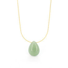 Load image into Gallery viewer, Wisdom Stone ~ Green Jade