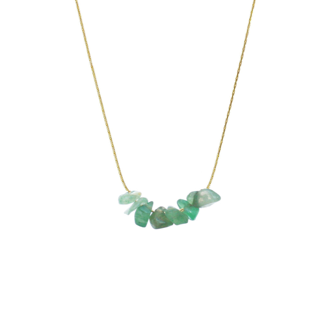 Rock Candy ~ Green Jade