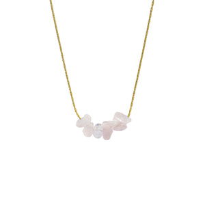 Love & Caring Stone- Rose Quartz Rock Candy