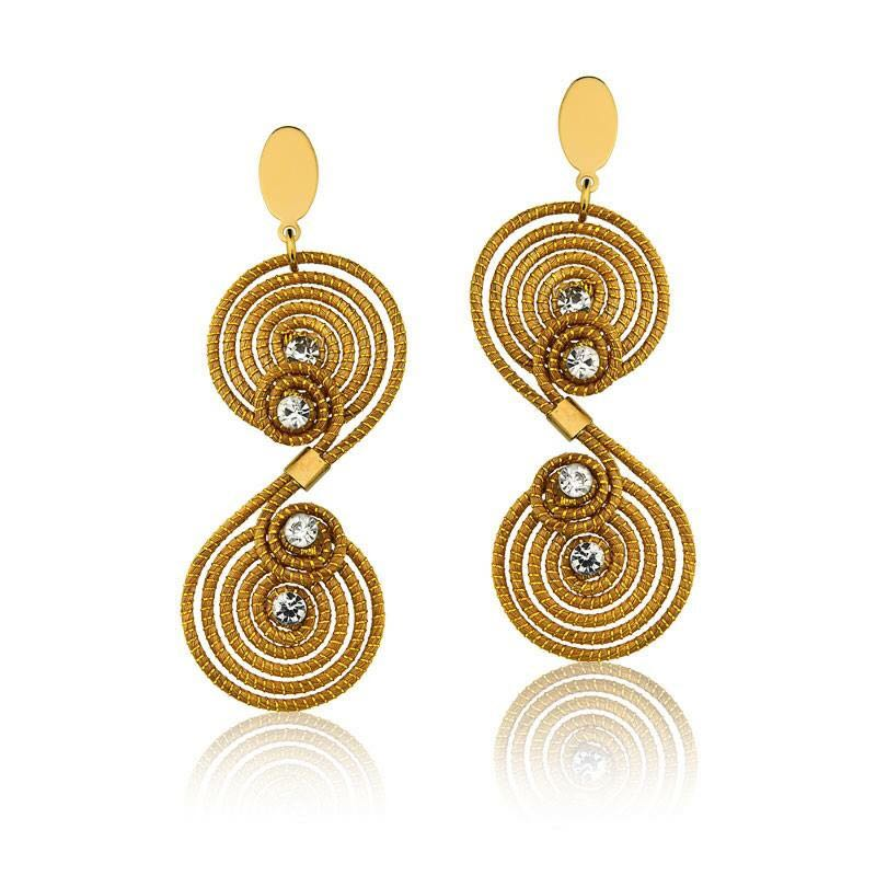 Rosalin Earrings - ART'E D TERRA