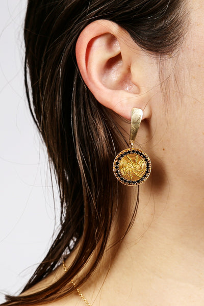 Vanessa Earrings - ART'E D TERRA