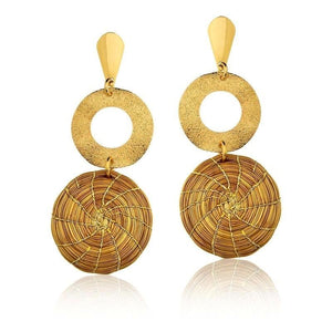 Shaya Earrings - ART'E D TERRA