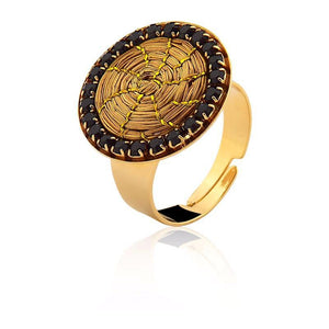 Vanessa Adjustable Ring - ART'E D TERRA