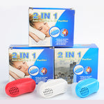 Anti Snore Device (Original IMPORTED) - No Snoring Aid - BusyOrder