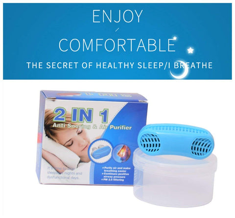 Anti Snoring Devices for Sleep Apnea - BusyOrder