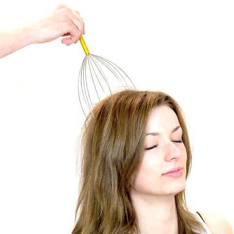 Tingling Scalp Head Massager - BusyOrder