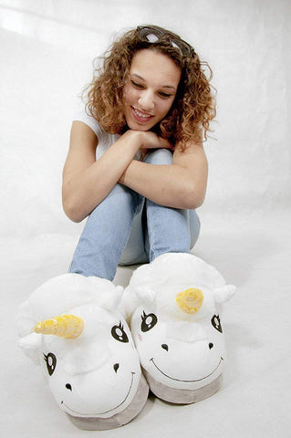 Unicorn Free Size Slippers - Indoor - BusyOrder