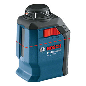 Bosch Professional Self Leveling Lasers GLL 2-20-Kiloton Online Store