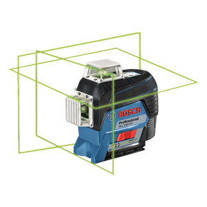 Bosch Professional Self Leveling Lasers 360° GLL 3-80 CG-Kiloton Online Store