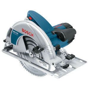 Bosch Professional 2100 W Circular Saws GKS 235 (Bore: 25mm Blade: 235mm)-Kiloton Online Store