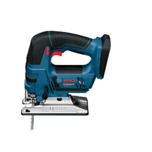 Bosch Professional Solo Cordless Jigsaws GST 18 V-LI (Cutting Depth Wood: 120mm)-Kiloton Online Store