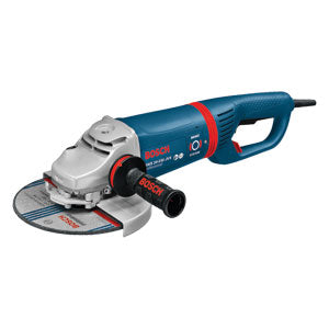 Bosch Professional 2400W 230mm Large Angle Grinders GWS 24-230 JVX with brake system - Kiloton Online Store