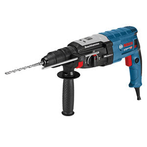 Bosch Professional 880W 3kg SDS Plus Rotary Hammers GBH 2-28 F - Kiloton Online Store