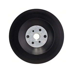 Bosch DIY 115mm Sanding Plates for Angle Grinders-Kiloton Online Store
