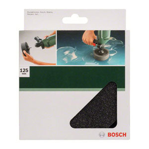 Bosch DIY Polishing Sponges for Drill, 125 mm - Kiloton Online Store