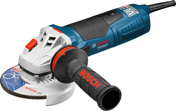Bosch Professional GWS 19-125 CIST 1900W 125mm Small Angle Grinders - Kiloton Online Store