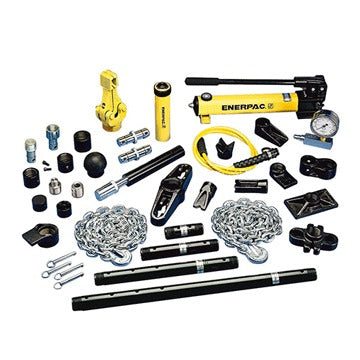 Enerpac MSP, Spring Return Hydraulic Punch Sets - Kiloton Online Store