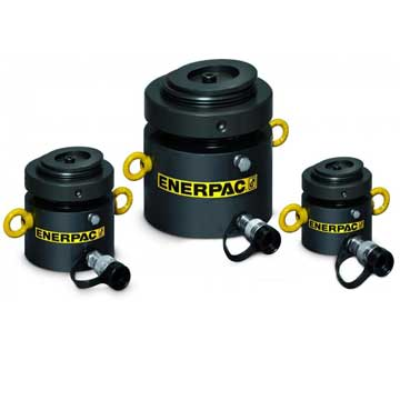 Enerpac LPL-Series, Low Height, Lock Nut Hydraulic Cylinder - Kiloton Online Store