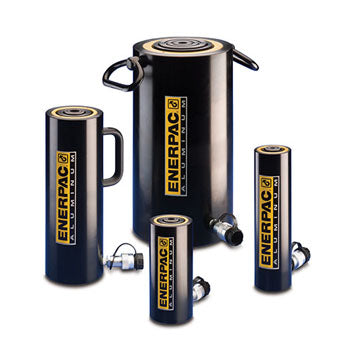 Enerpac RAC-Series, Single-Acting Hydraulic Aluminium Cylinders - Kiloton Online Store